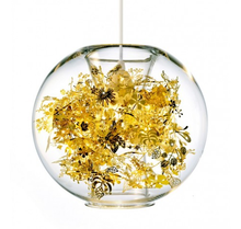 Replica Artecnica Tangle Globe Pendant Light in Gold