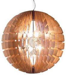 Replica Helios Wood Pendant Light