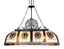 Geometric Billiards Pendant Lamp