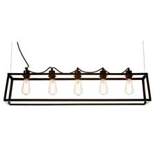 Pop 100 Bar 5 Light Pendant Light