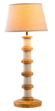 Mona Wooden Table Lamp