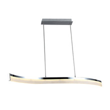 Zen Wave LED Suspension Light