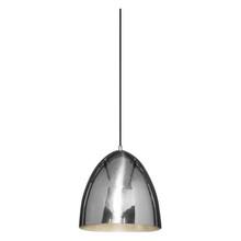 Egg Silver Pendant Light