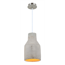 Solera Concrete Pendant Light