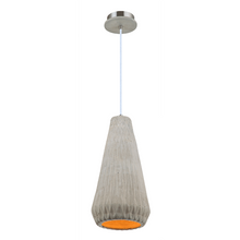 Geo Concrete Pendant Light