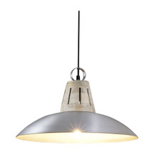 Capri Silver Pendant Light