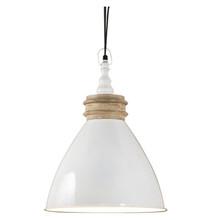 Sardinia White Hanging Pendant Lamp