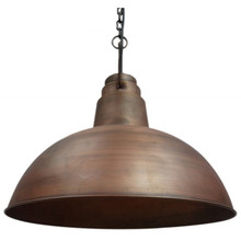 Copper Iron Hanging Pendant Lamp