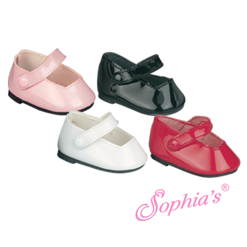 Inch Leather Baby Shoes
