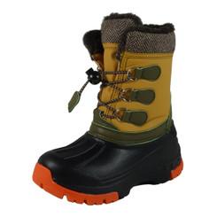 Nova Toddler Little Kid's Winter Snow Boots - WB01 Khaki