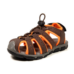 Nova Utopia Toddler Little Boys Summer Sandals - NFBS03 Orange