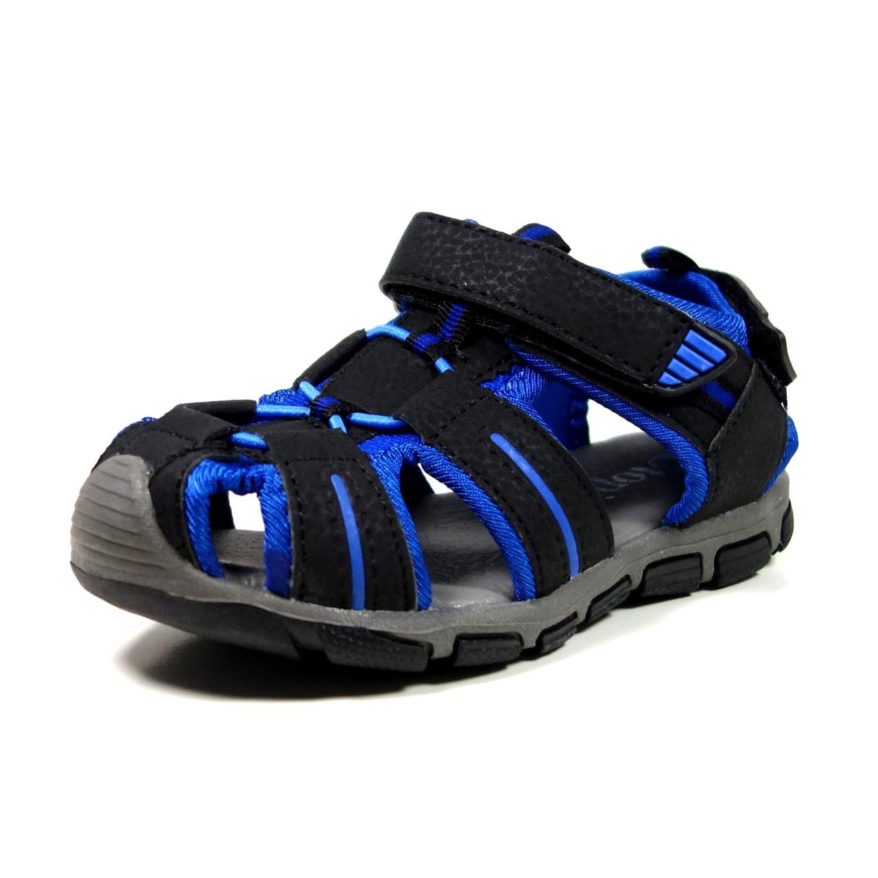 0756aaf9d442a Nova Utopia Toddler Little Boys Summer Sandals - NFBS04 Blue - Nova ...
