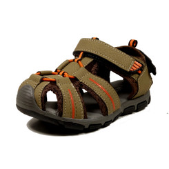 Nova Utopia Toddler Little Boys Summer Sandals - NFBS04 Brown