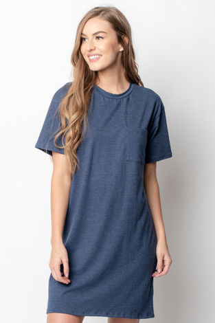 Cotton Tee Dress