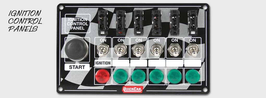 quickcar racing products race car parts performance gauges panels