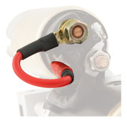Solenoid Jumper Wire - Remote - Spade Connector - QuarterMaster/Tilton/Allstar Starters - Each