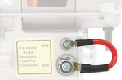 Solenoid Jumper Wire - Remote - Ring Connector - Bert/Brinn Starters - Each