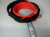 "3/16"" x 25 Feet - Winch Extension - Orange"