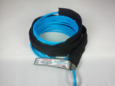 "3/16"" x 25 Feet - Winch Extension - Blue"