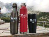 22 oz Stainless Steel/Copper Vacuum Insulated ASR Water Bottle