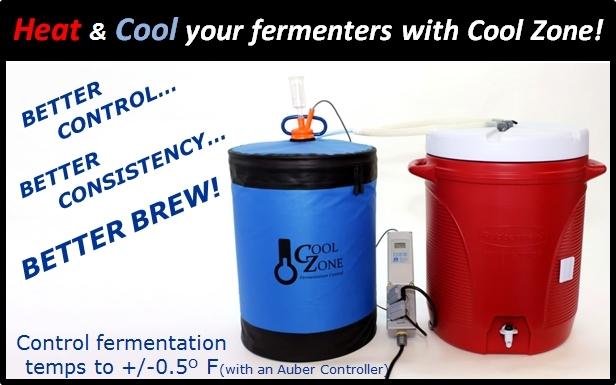 Fermentation Temperature Control | Beer | Wine | Cool Zone
