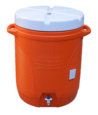 10-Gallon Water Cooler.