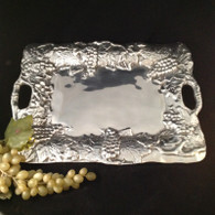 Grape Rectangular Tray