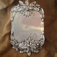 Poinsettia Tray