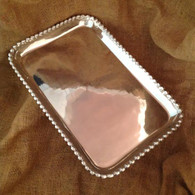 Big Bead Rectangle Tray
