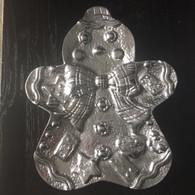Gingerbread Man Tray
