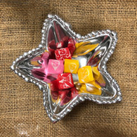 Beaded Star Bowl