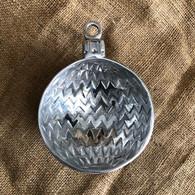 Ornament Bowl Zig Zag