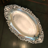 Queen Anne Oval Tray