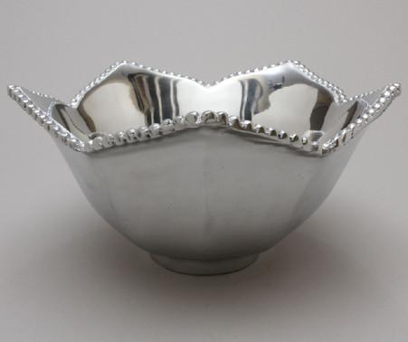 Beaded Tulip Salad Bowl