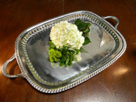 Scalloped Tray--Large