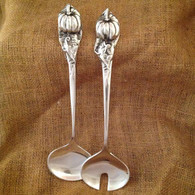 Pumpkin Salad Servers
