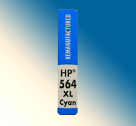 4726, Label HP 564 XL Cyan