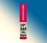 4730, Label HP 564  XL Magenta