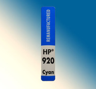 4732, Label HP 920 Cyan