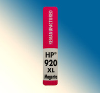 4737, Label HP 920 XL Magenta