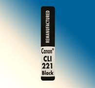 4764, Label Canon CLI-221 Black
