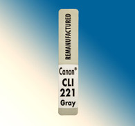 4765, Label Canon CLI-221 Gray