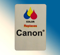 4781, Label Canon Universal Color
