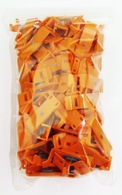 1815-OR-100, Cap/Clip Orange Small Canon CLI-251 271, Pack of 100
