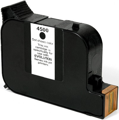 4500-0, Compatible Ink Cartridge for Digital Designs Evolution I, II, III  Series Printers, Black