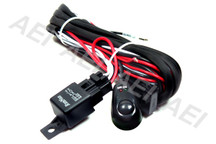 Heavy Duty 12V 40A Relay Harness Wiring Kit