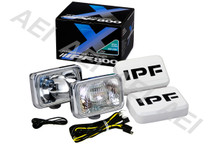 IPF 800 55W 6000K HID Spot Lights (Spot and Flood Beam)