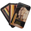 Prismacolor Soft Core Art Pencil 24 Count Portrait Set  Pen Mountain