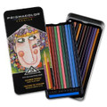 Prismacolor Soft Core Art Pencils 24 Count Tin  Pen Mountain