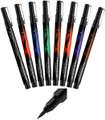 Prismacolor Illustration Marker Brush tip 8 Color Set  Pen Mountain